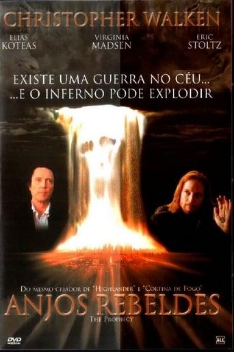 Anjos Rebeldes - Poster