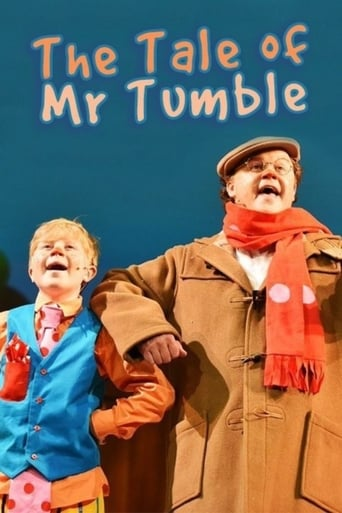 Poster of CBeebies Presents: The Tale of Mr Tumble