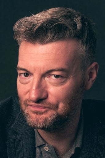 Image of Charlie Brooker