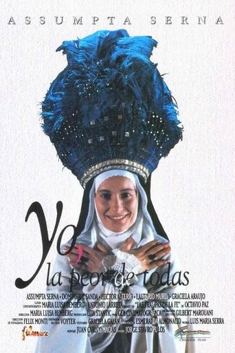 Poster of Yo, la peor de todas