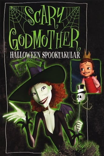 Poster of Scary Godmother: Halloween Spooktakular
