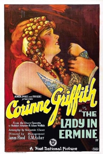 Poster of The Lady in Ermine