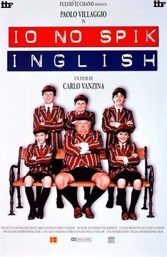 I Don't Speak English