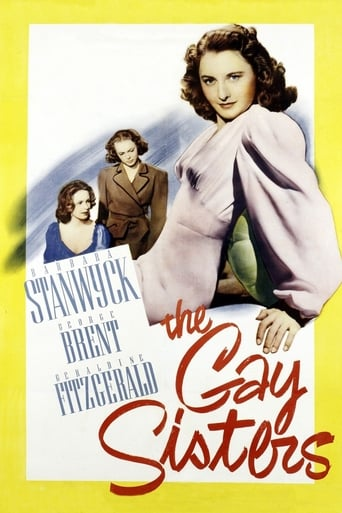 Poster of The Gay Sisters