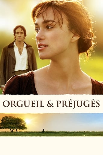 Poster of Orgueil et Préjugés