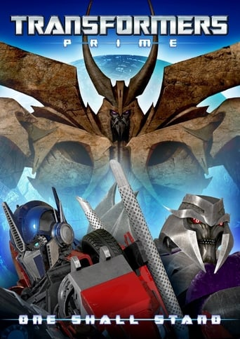 Poster of Transformers Prime: One Shall Stand fragman
