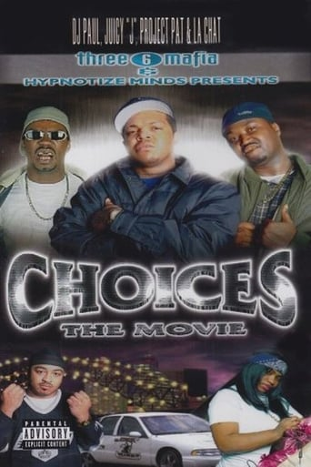 Three 6 Mafia: Choices