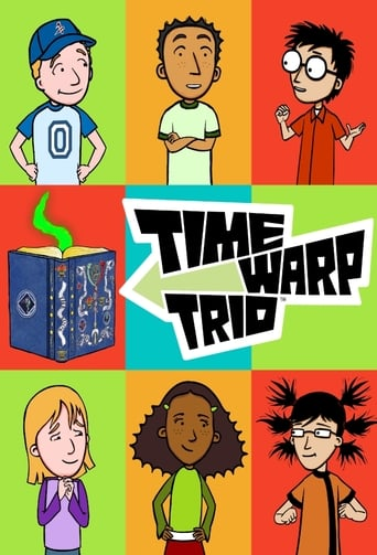 Poster of Time Warp Trio