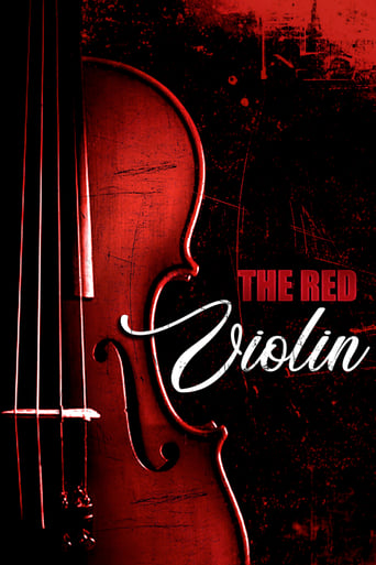 Poster of The Red Violin
