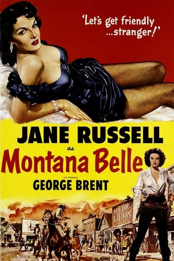 Poster of Montana Belle