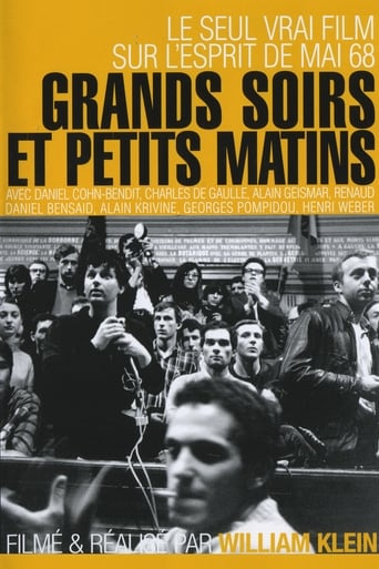 Poster of Grands Soirs et Petits Matins