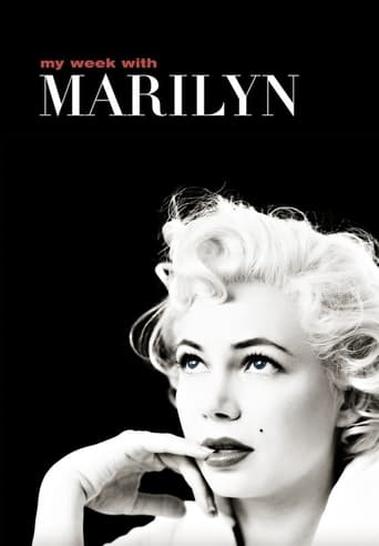 Poster of My Week with Marilyn