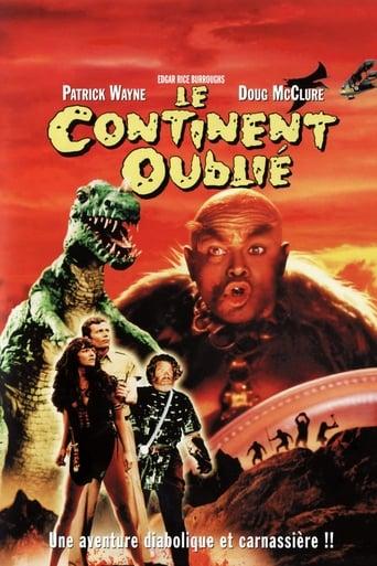 Poster of Le continent oublié