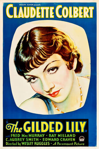 Poster of The Gilded Lily