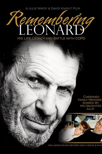 Poster of Remembering Leonard: His Life, Legacy and Battle with COPD