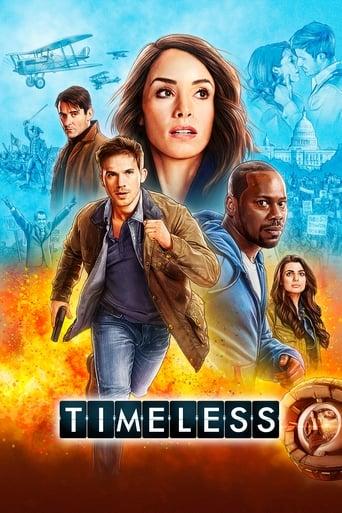Amžinas 2 Sezonas / Timeless Season 2 (2018)