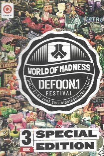 DefQon 1 Festival 2012