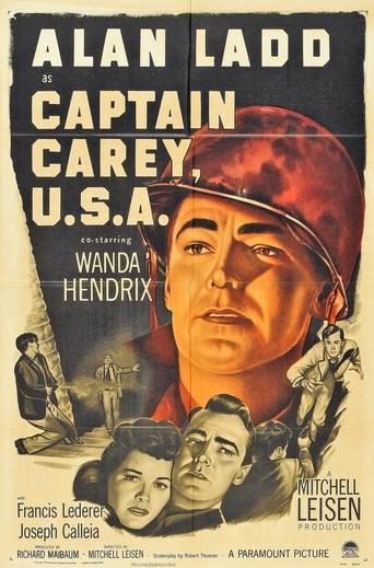 Poster of Captain Carey, U.S.A.