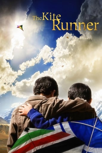 Poster of The Kite Runner