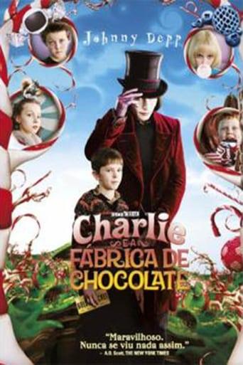 A Fantástica Fábrica de Chocolate - Poster