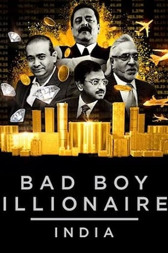 Bad Boy Billionaires: India image