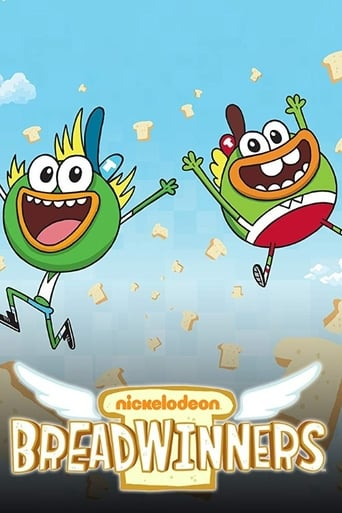 Poster of Breadwinners
