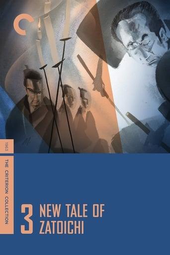 Poster of New Tale of Zatoichi