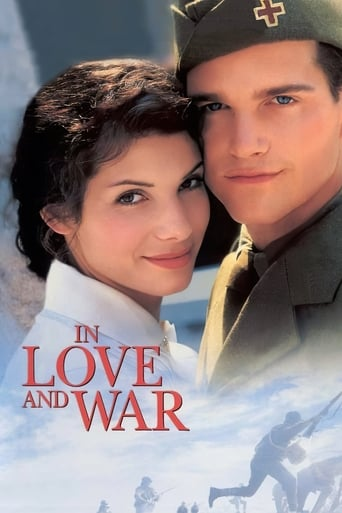 Poster of In Love and War