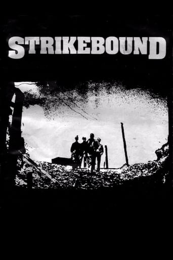 Poster of Strikebound