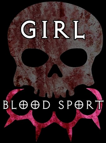 Girl Blood Sport Movie Poster