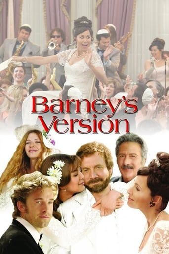 Poster of Barney's Version