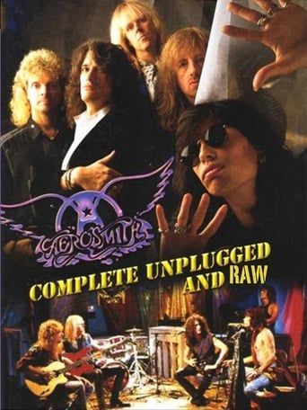 Poster of Aerosmith: MTV Unplugged