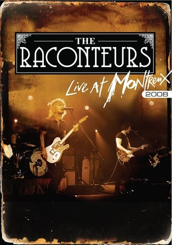 Poster of The Raconteurs: Live at Montreux