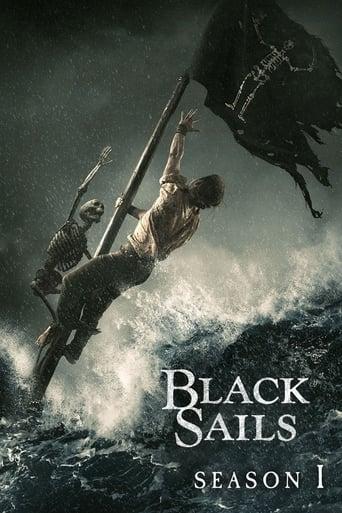 Juodosios burės / Black Sails (2014) 1 Sezonas