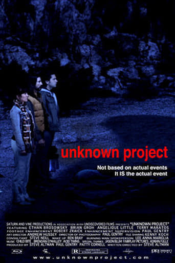 Watch Unknown Project 2013 full online free
