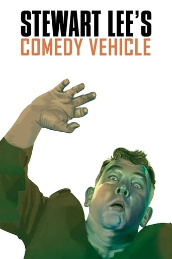 Poster of Stewart Lee's Comedy Vehicle