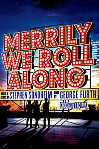 Poster of Merrily We Roll Along