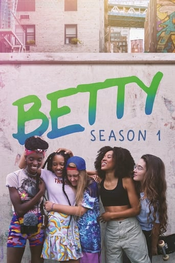 Betty 1ª Temporada - Poster