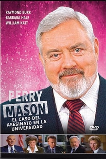 Poster of Perry Mason: The Case of the Lethal Lesson fragman