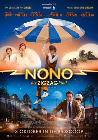 Nono el Niño Detective Nono, the Zigzag Kid