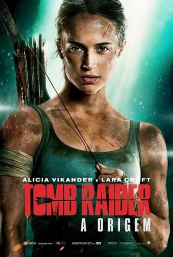 Poster of Tomb Raider: A Origem