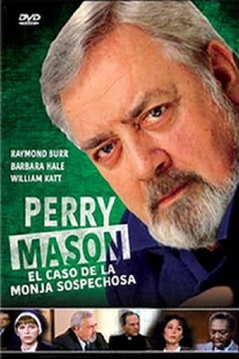 Poster of Perry Mason: The Case of the Notorious Nun