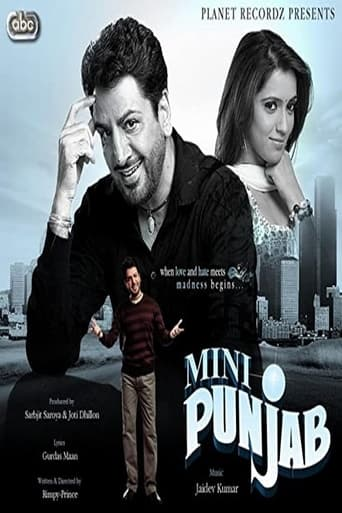 Poster of Mini Punjab