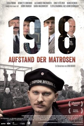 Poster of 1918 Aufstand der Matrosen
