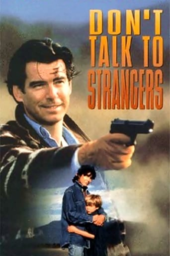 Poster of Don't Talk to Strangers