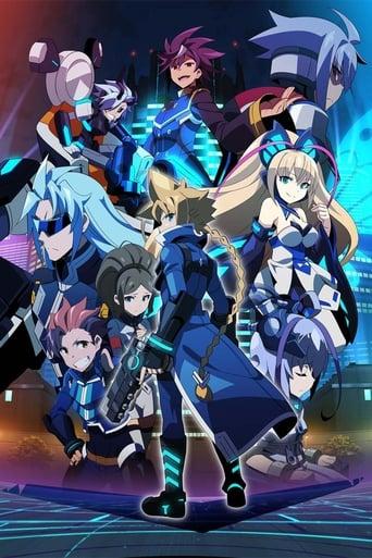 Poster of Azure Striker Gunvolt
