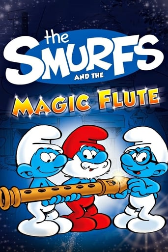 Poster of The Smurfs and the Magic Flute