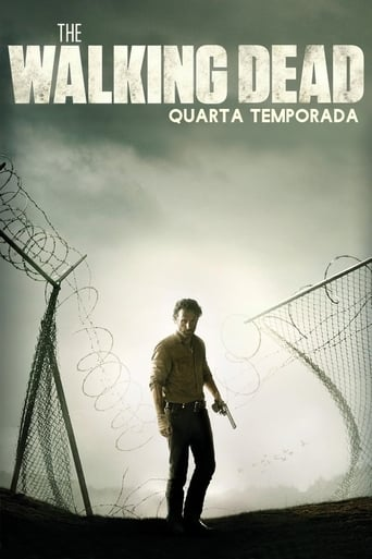The Walking Dead 4ª Temporada - Poster
