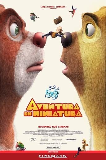 Boonie Bears: Aventura em Miniatura