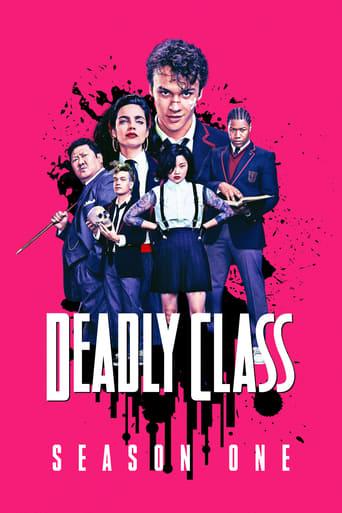 Deadly Class 1ª Temporada - Poster